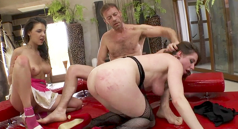 Samantha Bentley Rocco's perfect slaves